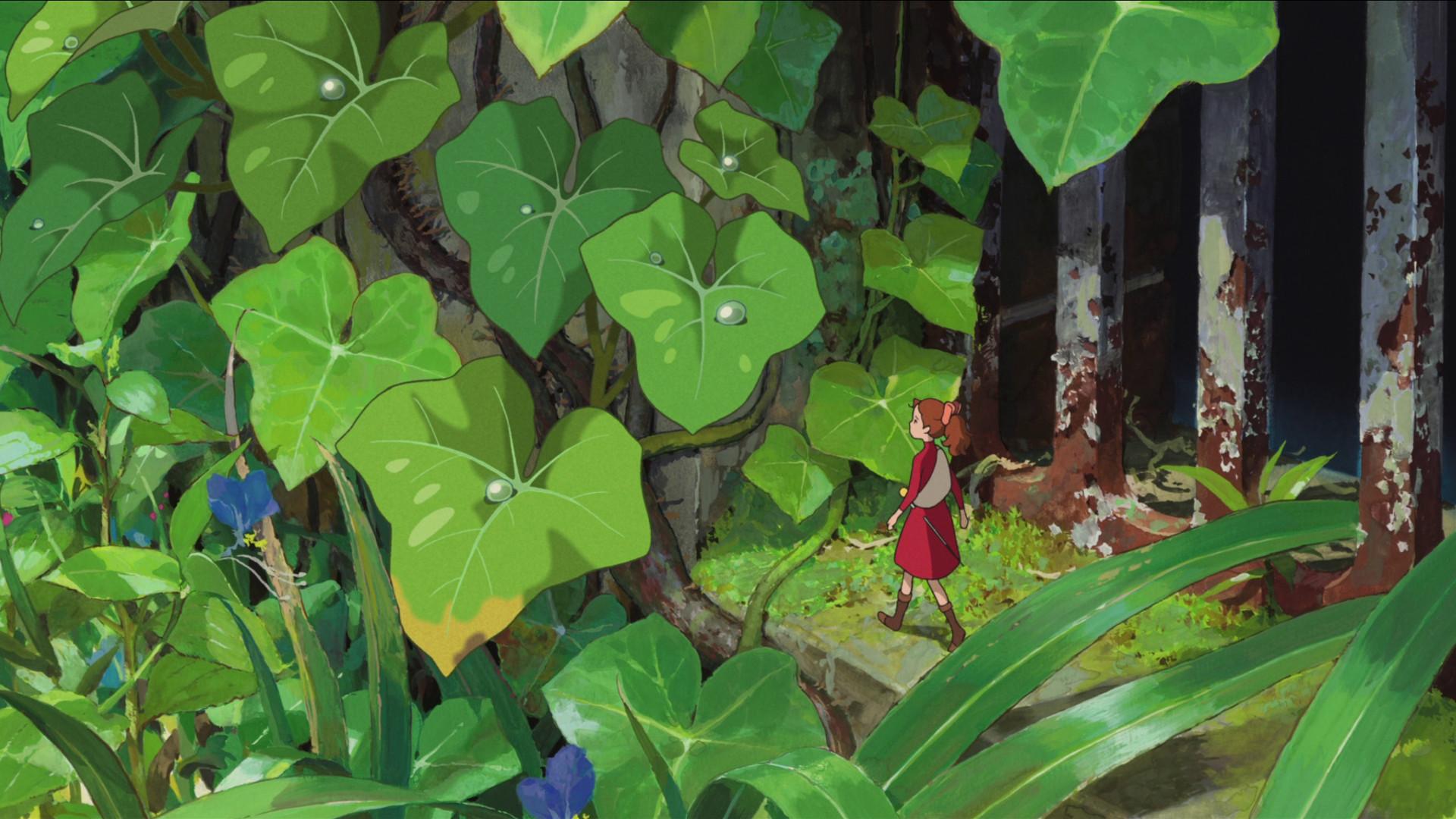 The Secret World of Arrietty Hayao Miyazaki Studio Ghibli Pinte 1920x1080