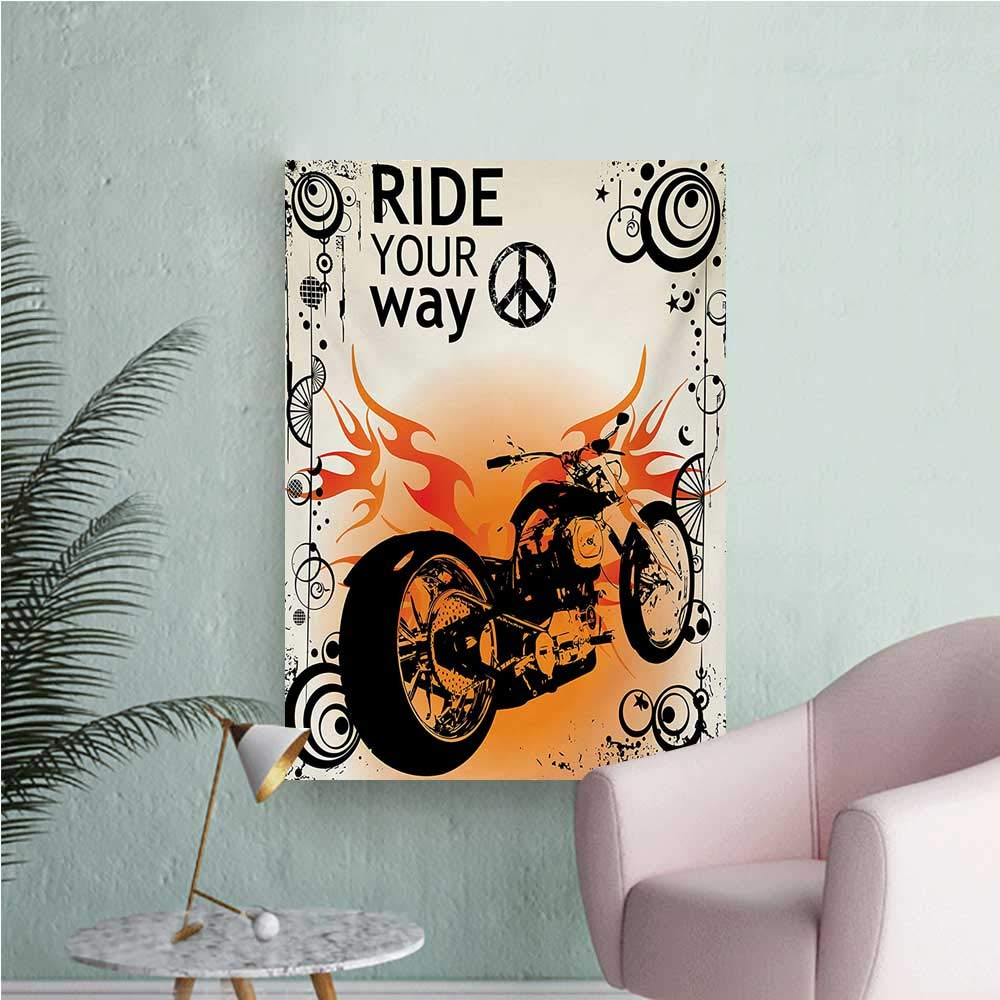Amazoncom Anzhutwelve Manly Wallpaper Motorcycle Image with Ride 1000x1000