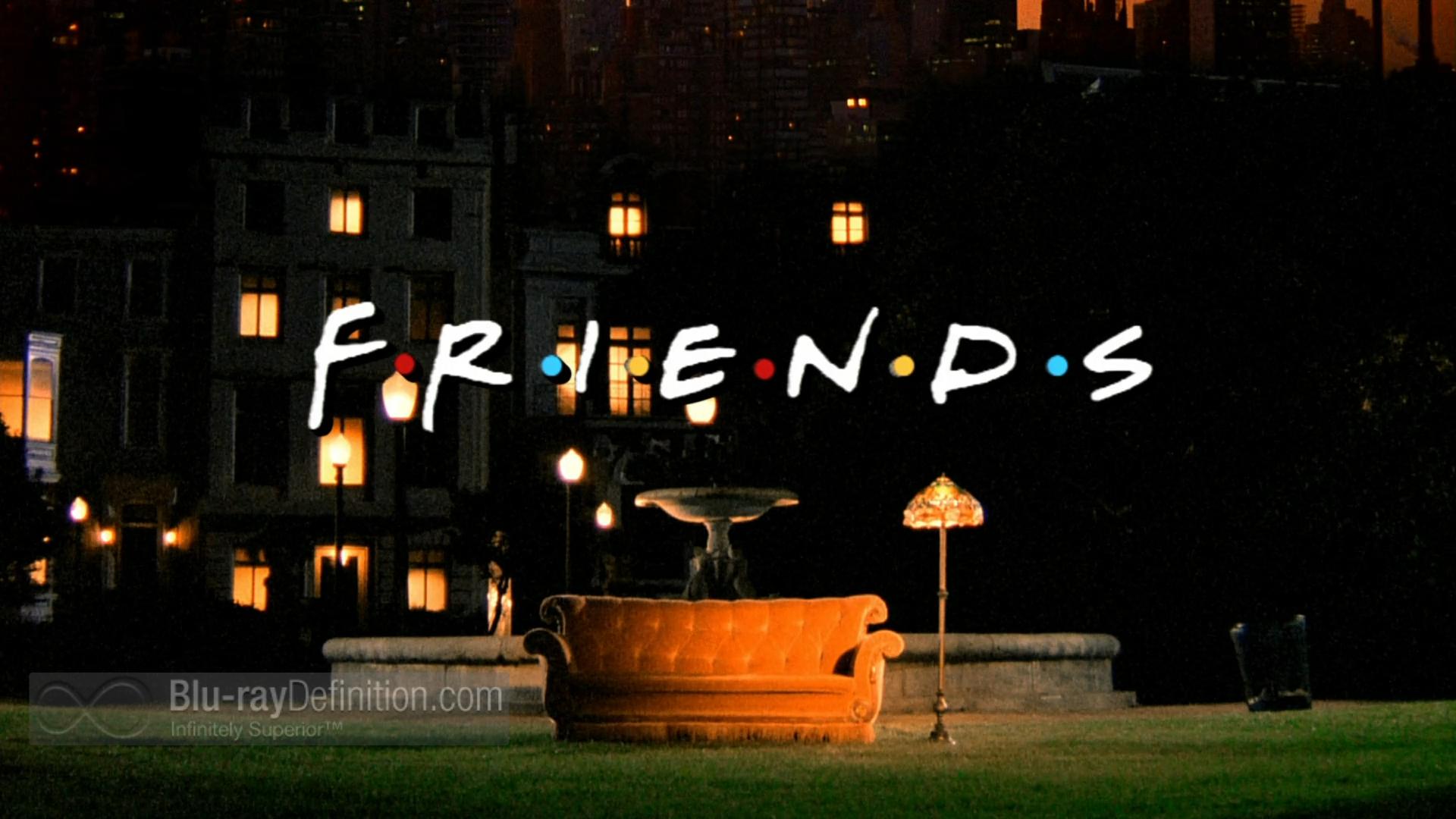 Friends Tv Show Wallpapers - WallpaperSafari