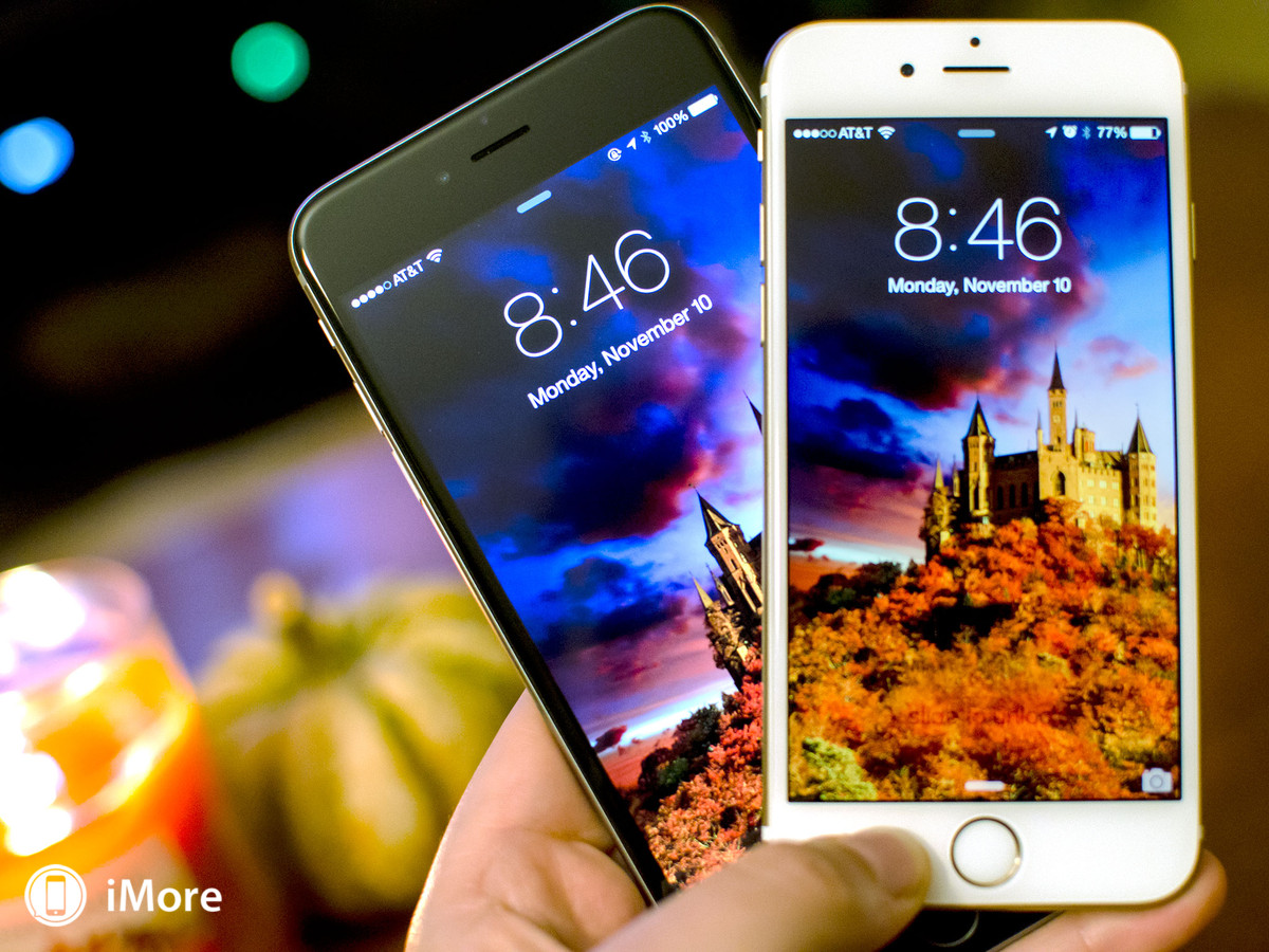 Best wallpaper apps for iPhone 6 and iPhone 6 Plus iMore 1200x900