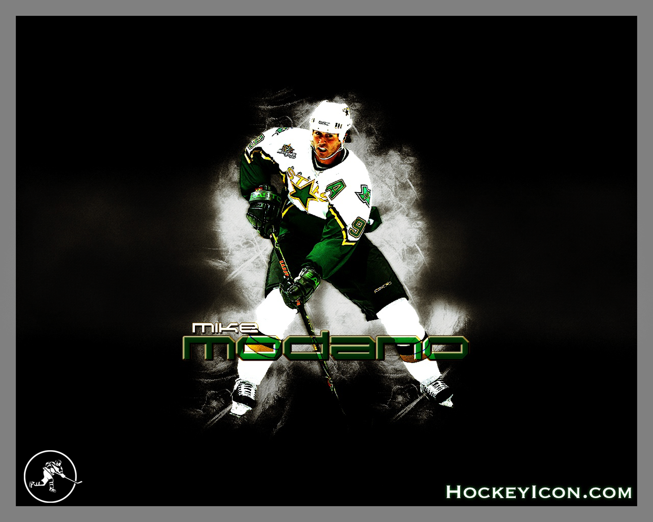 3D national hockey league NHL HD Wallpapers  HD wallpapers Modano 1290x1032