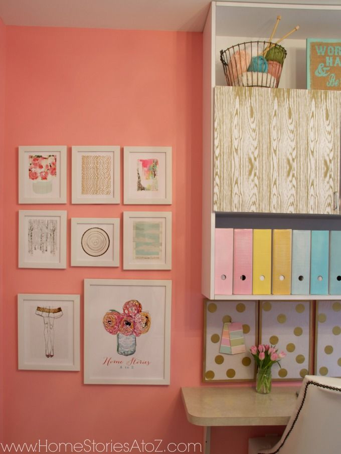 How to Cover Cabinets with DIY Removable Wallpaper 680x906