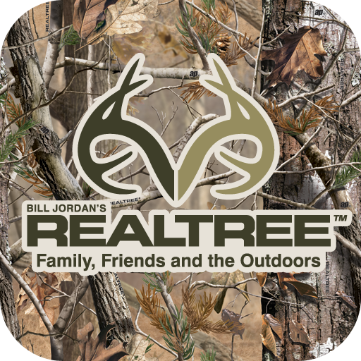 Pin Realtree Logo 512x512