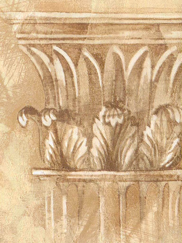 Sale Architectural Golden Crown Molding 60 feet Wallpaper Border 1034 768x1024