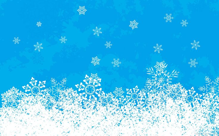 Snowflakes wallpaper screensavers Pinterest 736x460