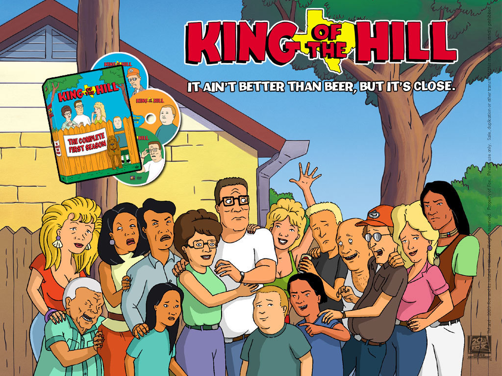 King of the hill porn pictures Nude Photos 54
