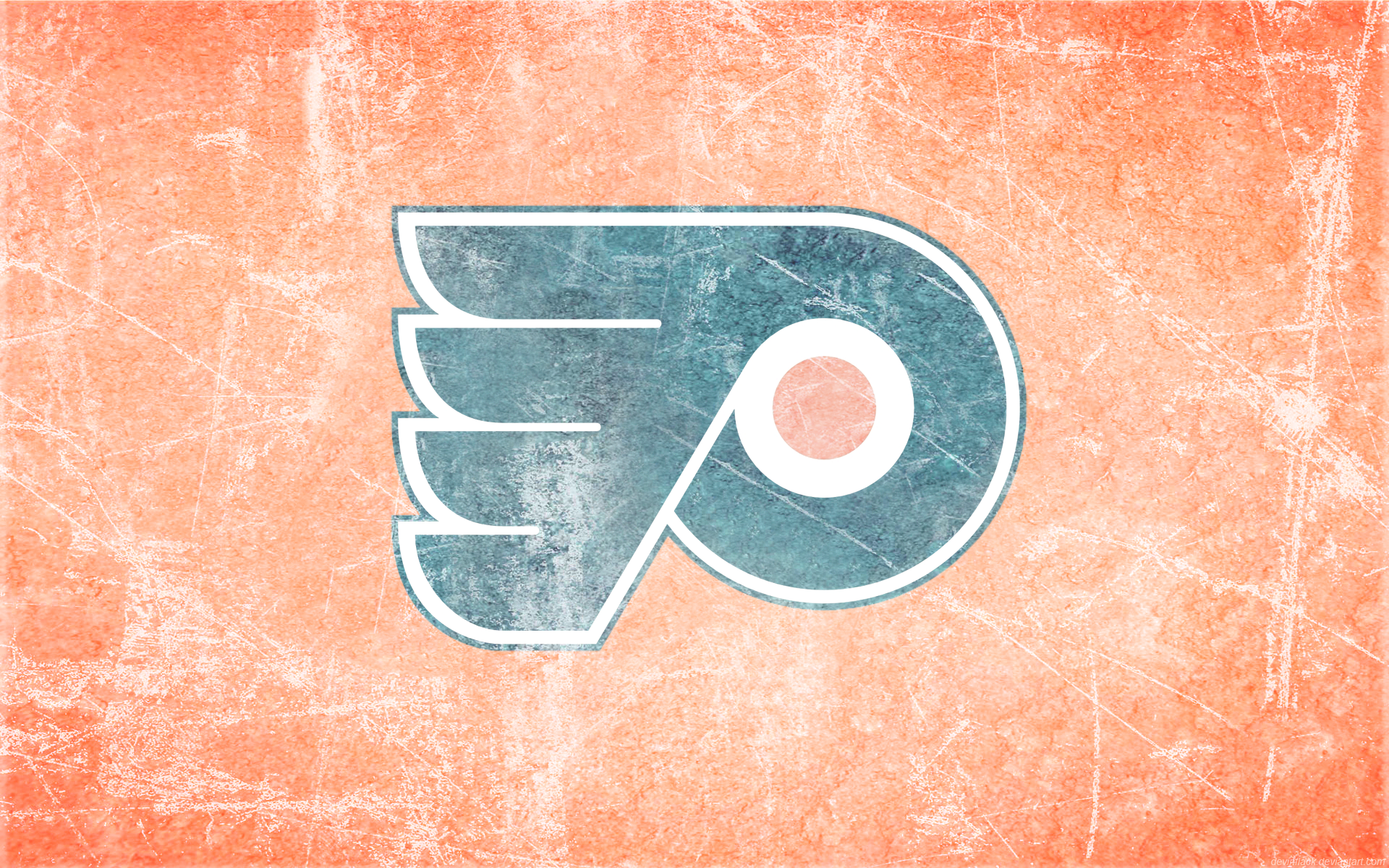 flyers ice wallpaper by devinflack fan art wallpaper other i did your 1920x1200