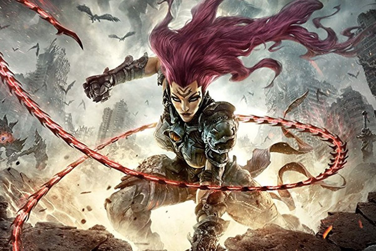 Darksiders 3 story details images leak via Amazon   Polygon 1200x800