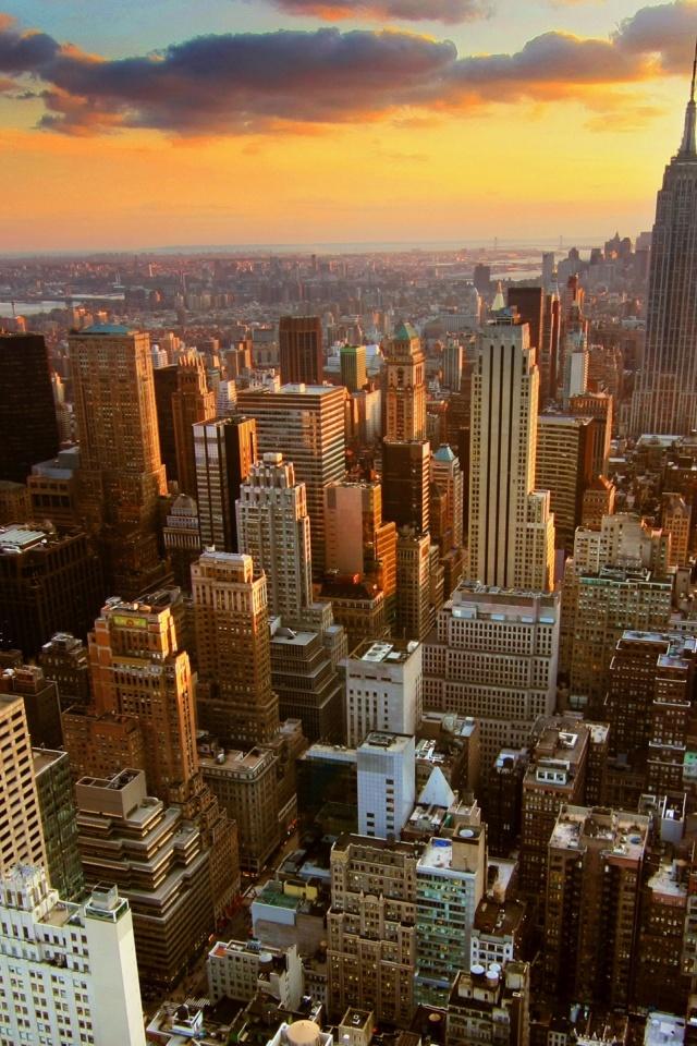 640x960 New York Iphone 4 Wallpaper