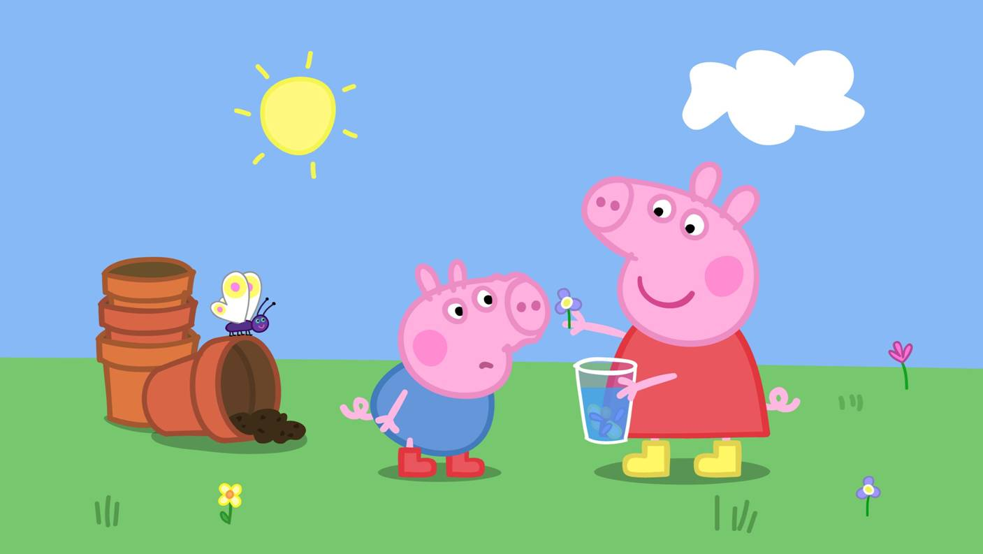 Disney HD Wallpapers Peppa Pig HD Wallpapers 1407x793