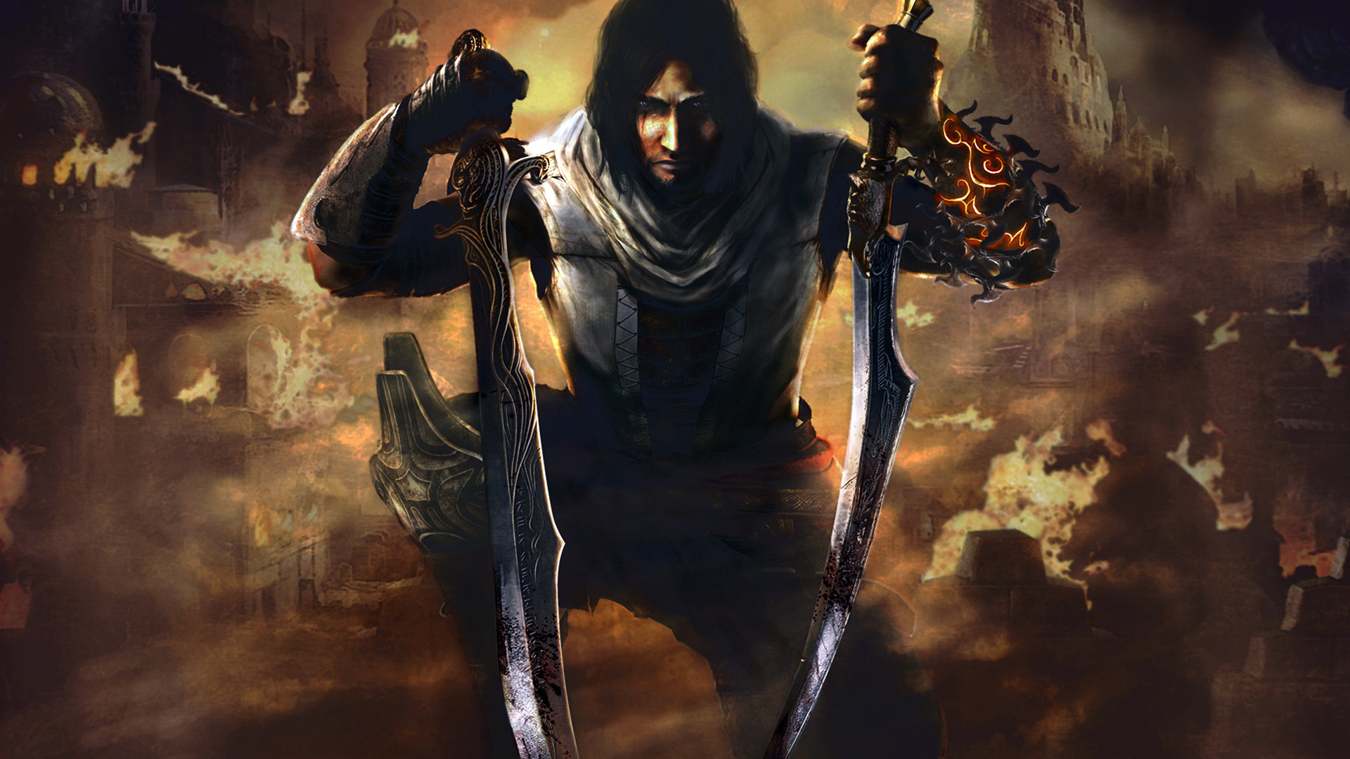 prince of persia the two thrones game walkthrough part 1