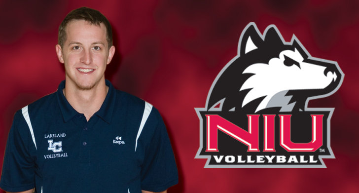 NIU Volleyball Adds Julkowski to Complete Coaching Staff   NIUHUSKIES 728x391