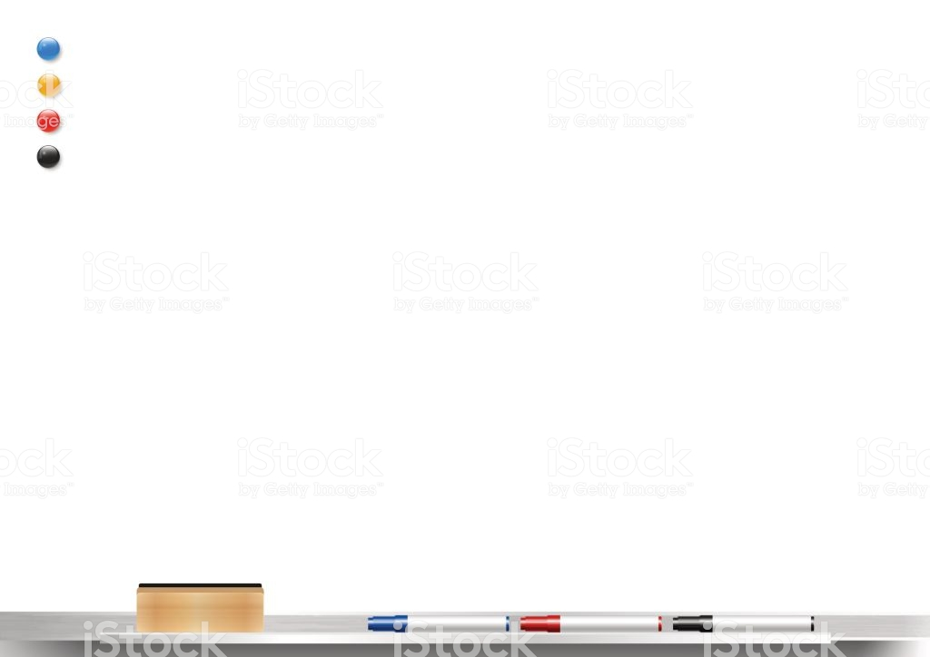 Whiteboard Background Frame Eraser Whiteboard Marker And Magnetic 1024x724