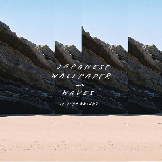 Japanese Wallpaper Waves feat Pepa Knight Music Unmasked 620x620