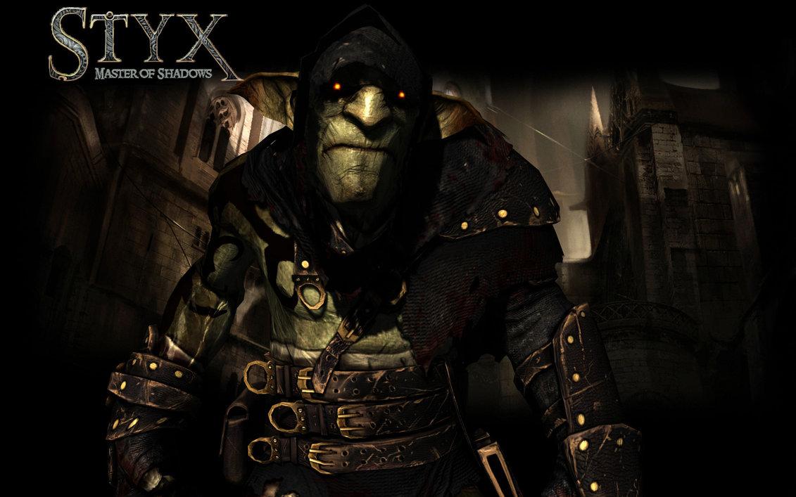 Styx master of shadows fan Art by stonez4x 1131x707