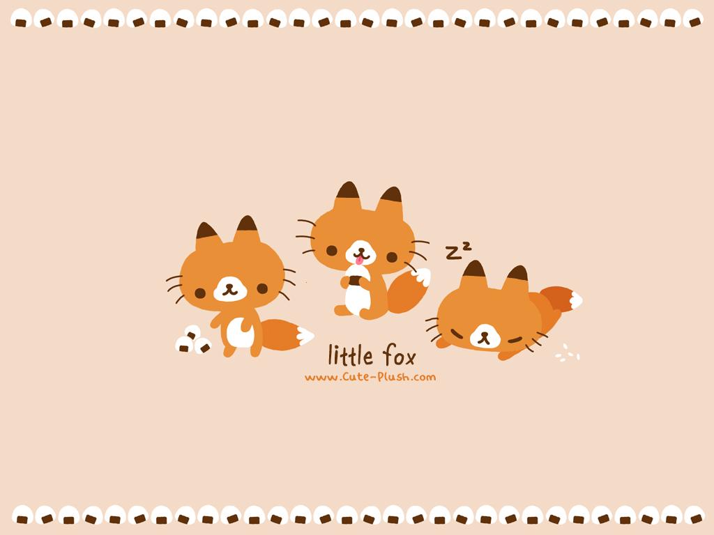 Uncategorized Kawaii Fox kawaii fox wallpaper wallpapersafari cute wallpaper