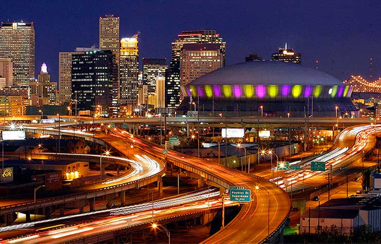 49 New Orleans City Wallpaper On Wallpapersafari