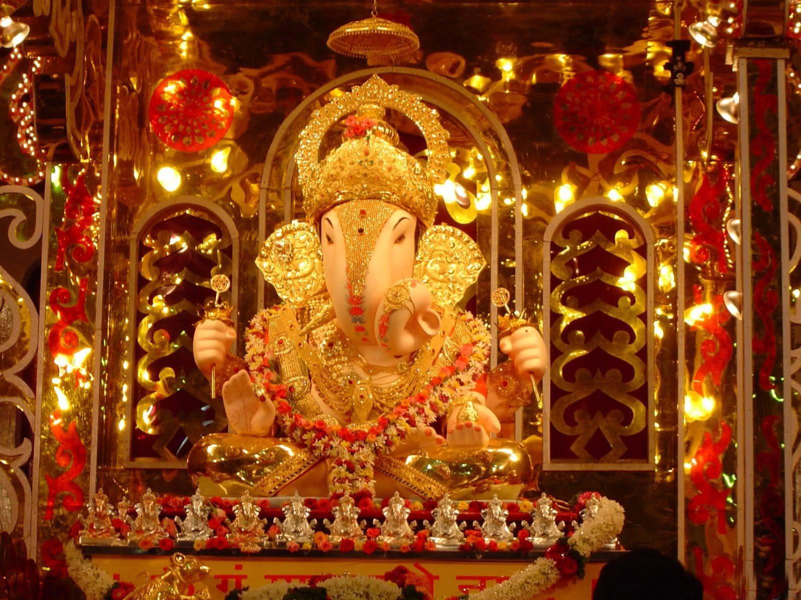 Hd wallpaper ganesh ji - Of September 2013 Lord Ganesha Also Known As Ganesh Ganesh Ji Ganpati