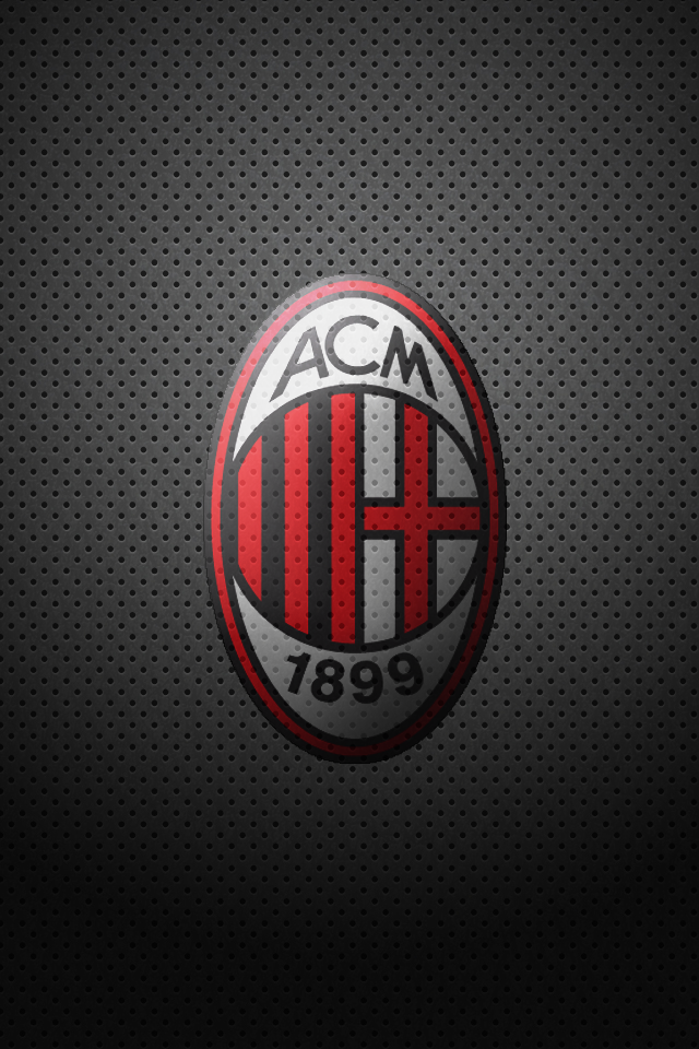AC Milan Football Club Wallpaper HD 640x960