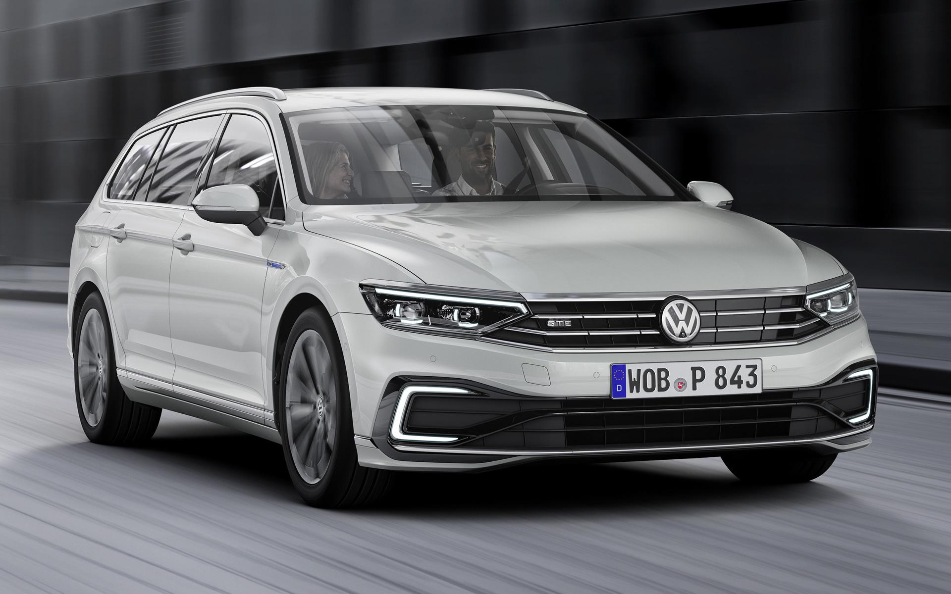 2019 Volkswagen Passat GTE Variant   Wallpapers and HD Images 1920x1200