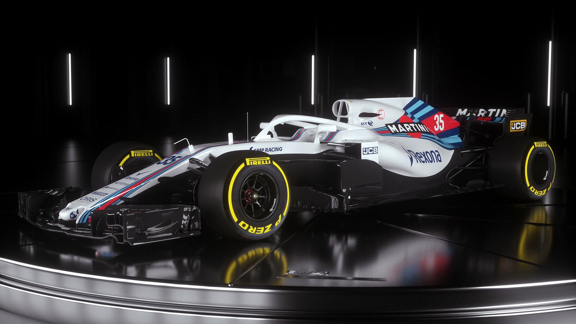 2018 Williams FW41 Wallpapers HD Images   WSupercars 1920x1080