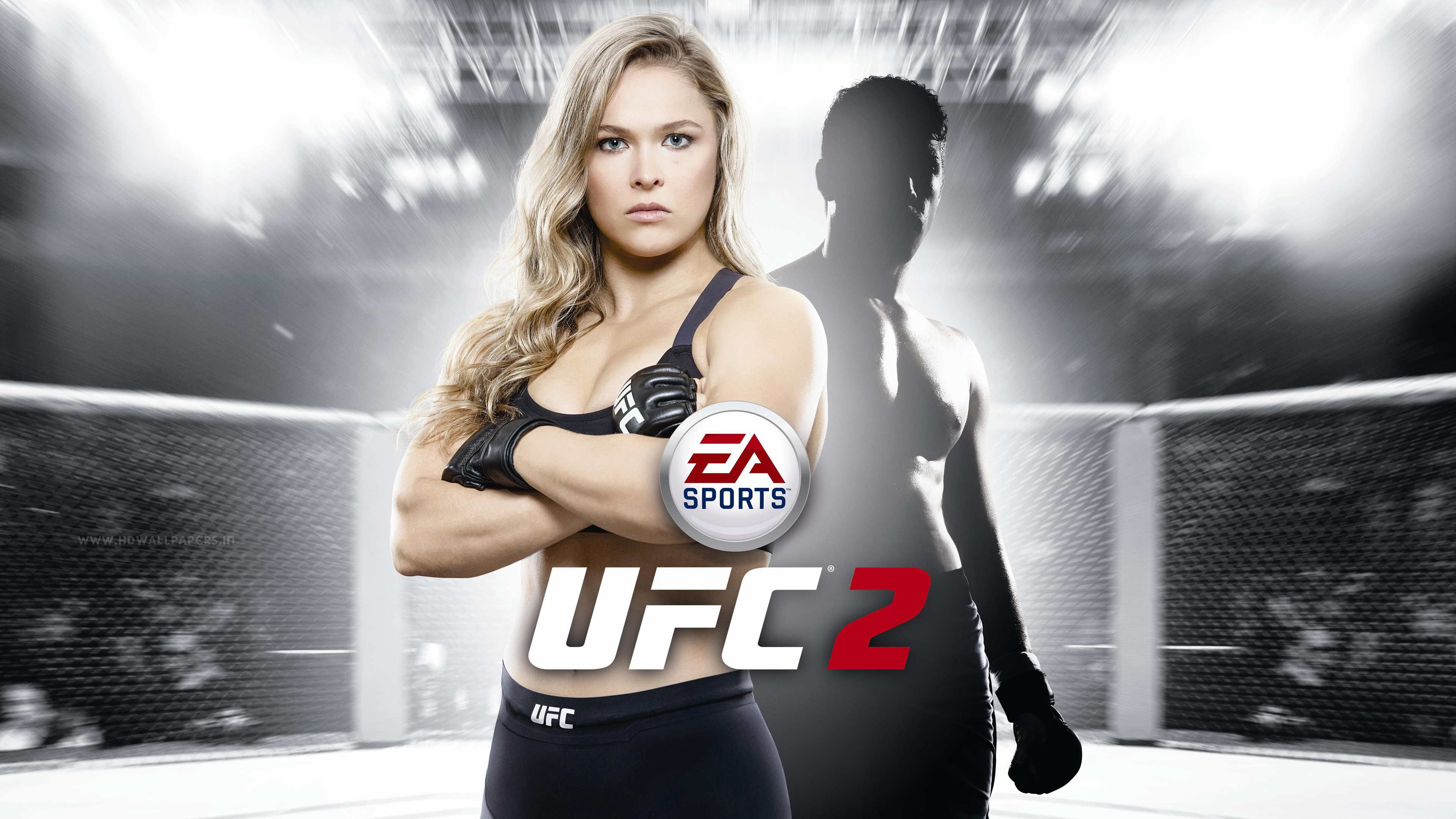 EA Sports UFC 2 Wallpapers in jpg format for download 3840x2160