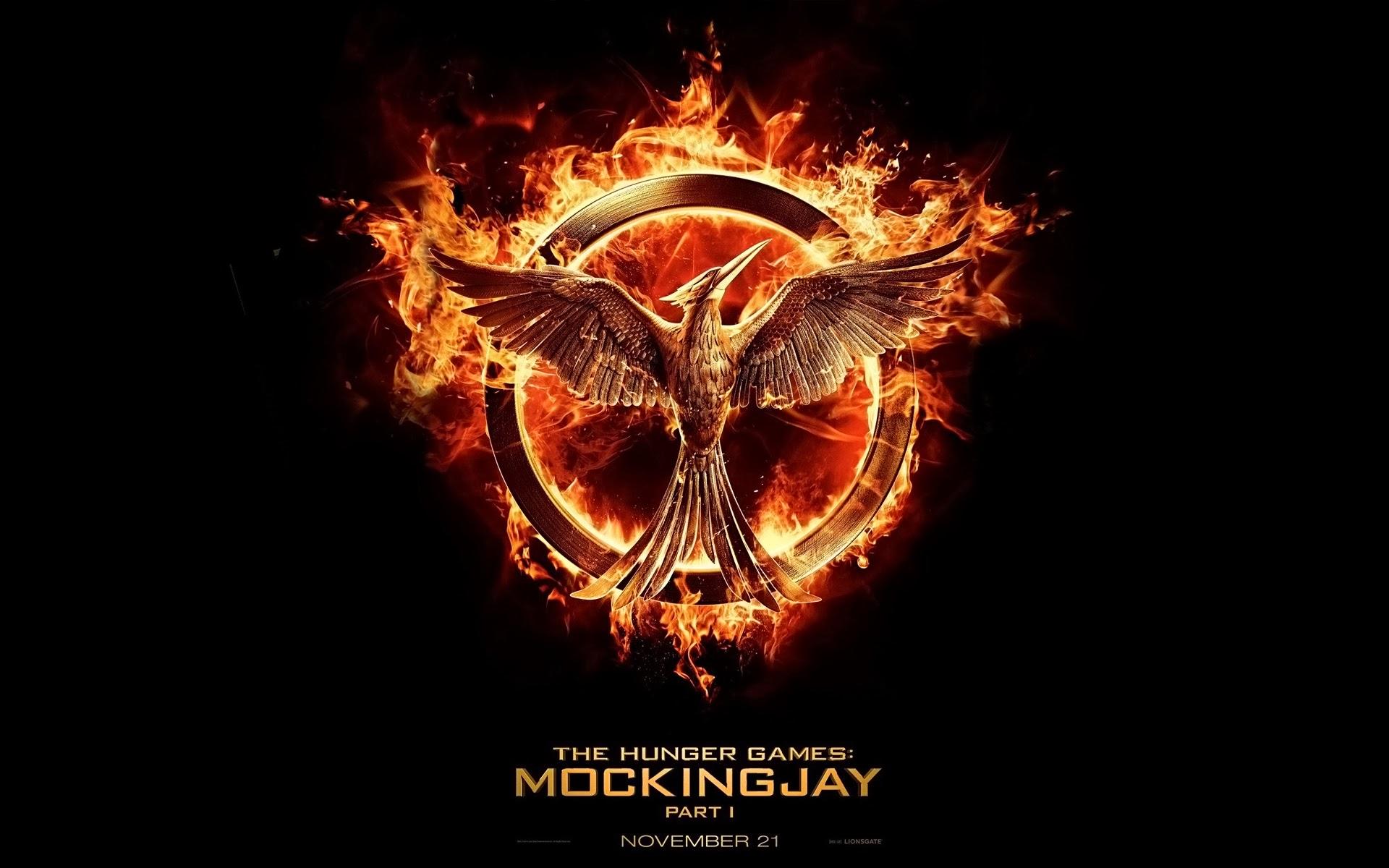 The Hunger Games Mockingjay Part 1 Wallpaper 1920x1200