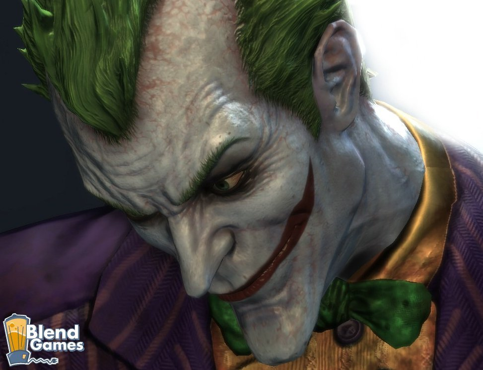 Batman Arkham Asylum images Joker HD wallpaper and background 973x745