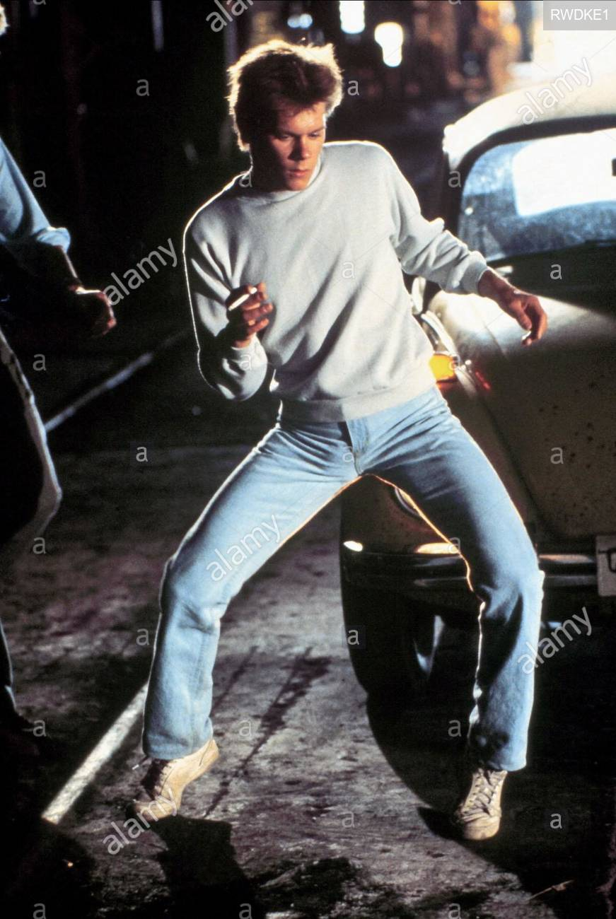 Footloose Film Still Kevin Bacon Stock Photos Footloose Film 871x1300