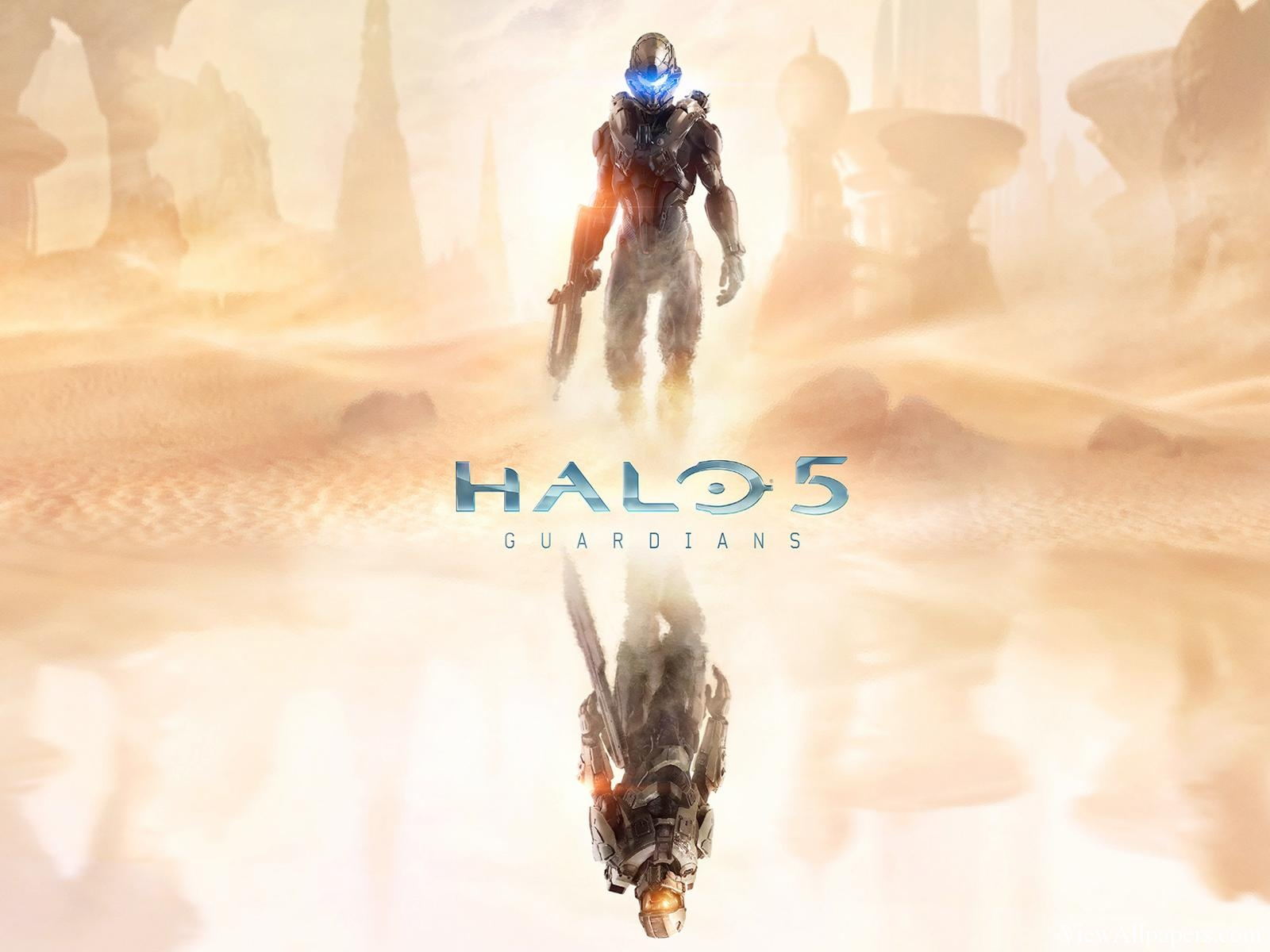 Wallpaper 2015 Halo 5 Guardians Wallpaper For PC computers desktop 1600x1200