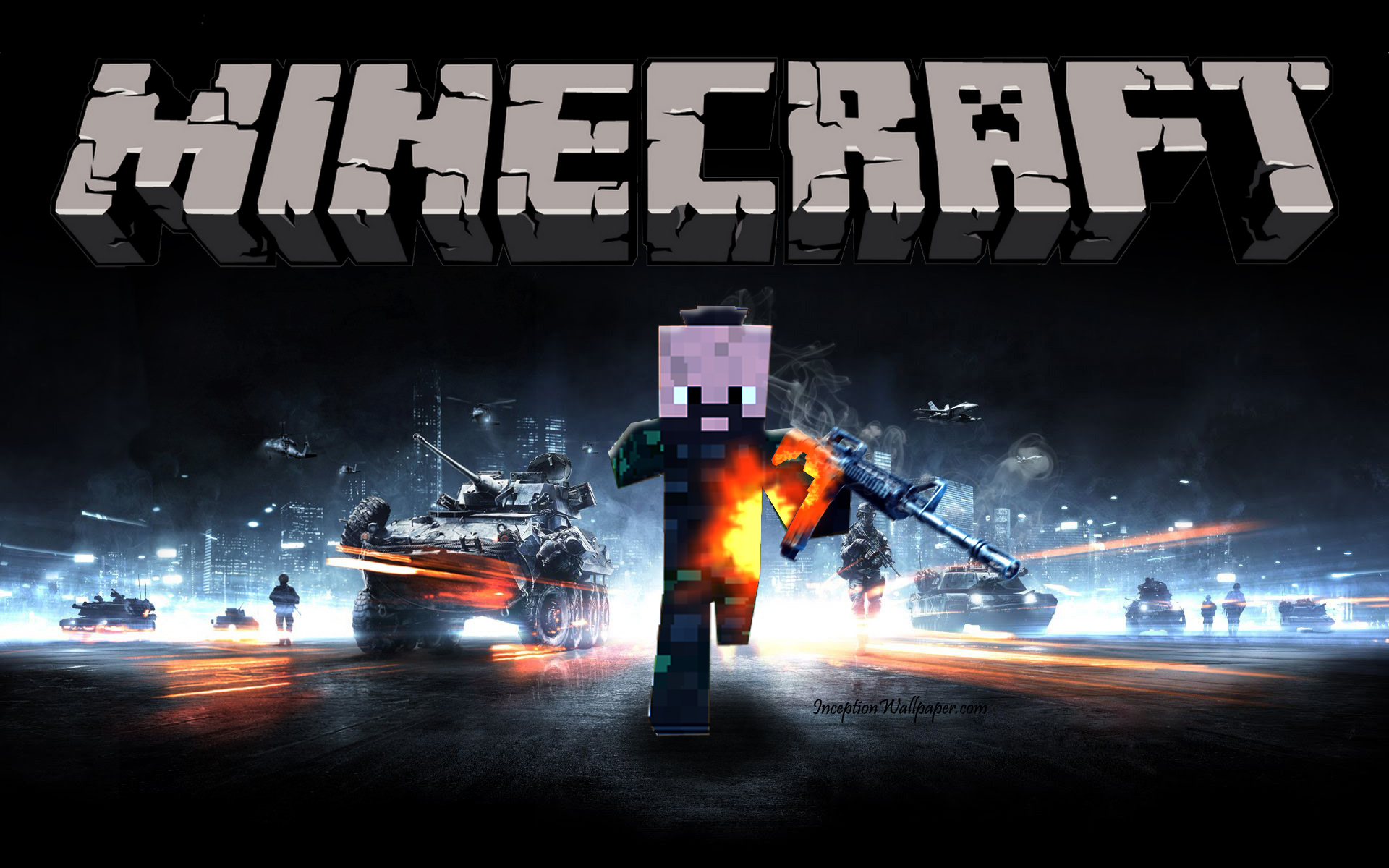 Minecraft 13 2 wallpaper 167467 1920x1200