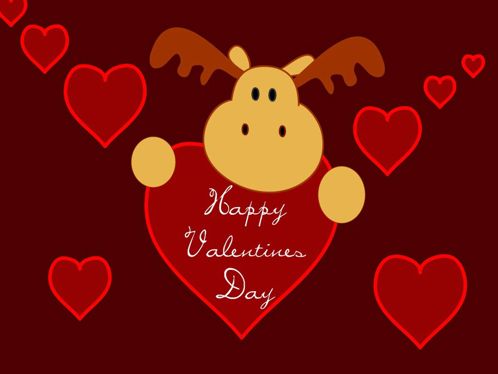 Day Backgrounds ValentinesDay Wallpapers Valentines Day Desktop 1600x1200