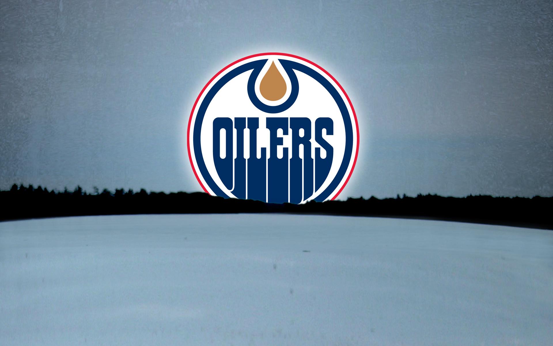 Edmonton Oilers Logo wallpaper   495099 1920x1200