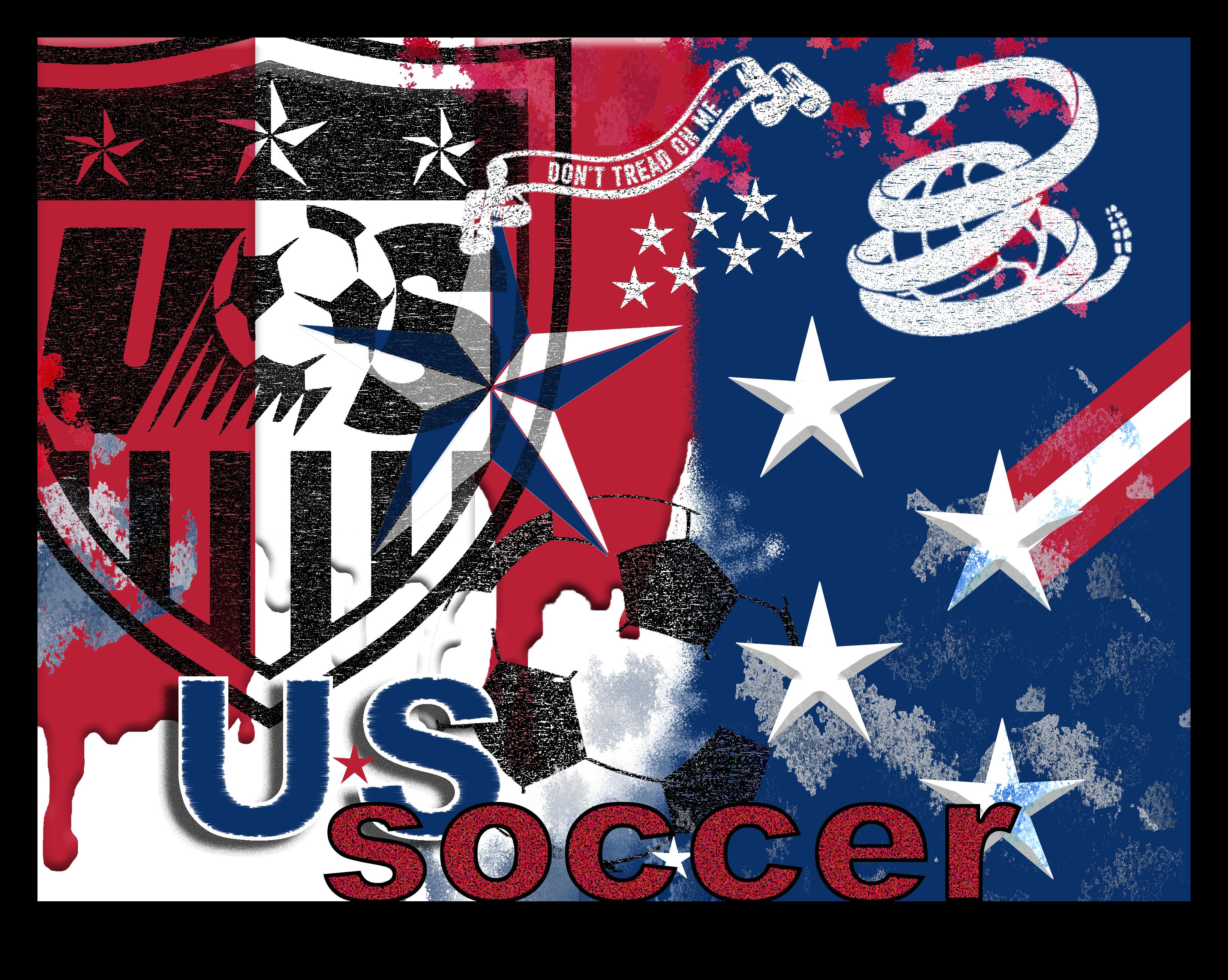 desktop soccer crest goal american snake football womens usa 3275x2614