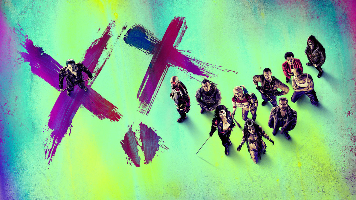 Suicide Squad Wallpaper 1920x1080 by sachso74 1191x670