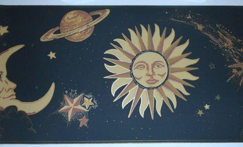 Sun Moon Star Wallpaper Border 052211 VCD