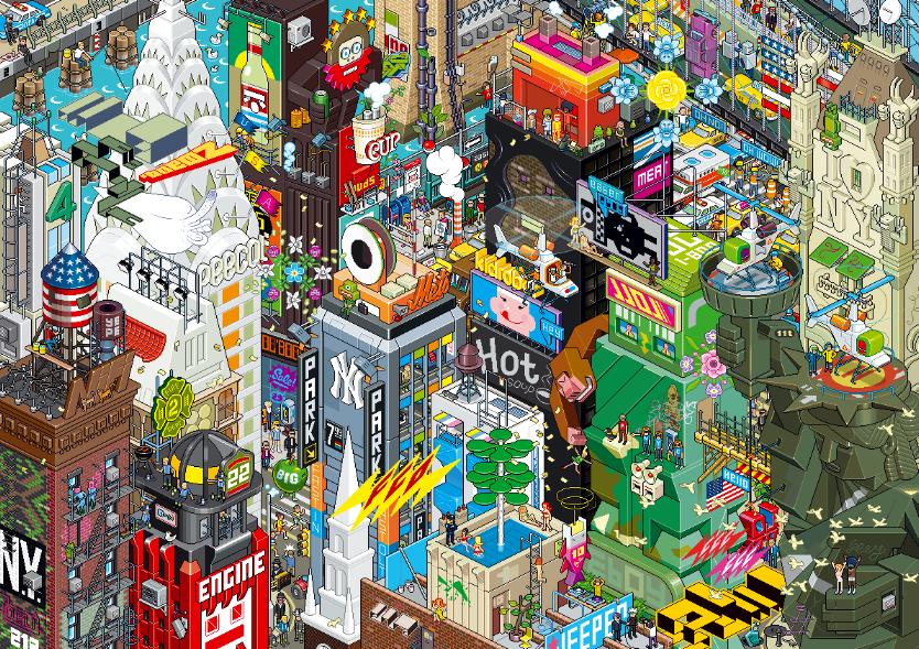 Indie Art Wallpaper Popular Photography 834x589