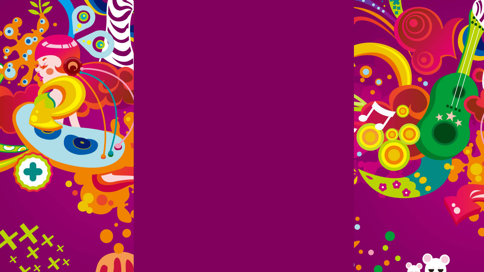 Funky Town Twitter Backgrounds Funky Town Twitter Themes 1600x900