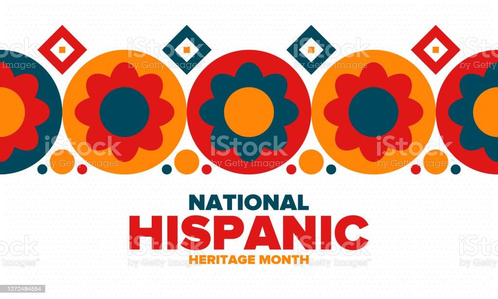 National Hispanic Heritage Month In September And October Hispanic 1024x614