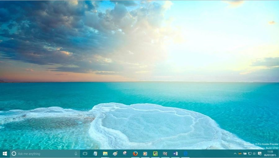 how to set up slideshow in windows 10