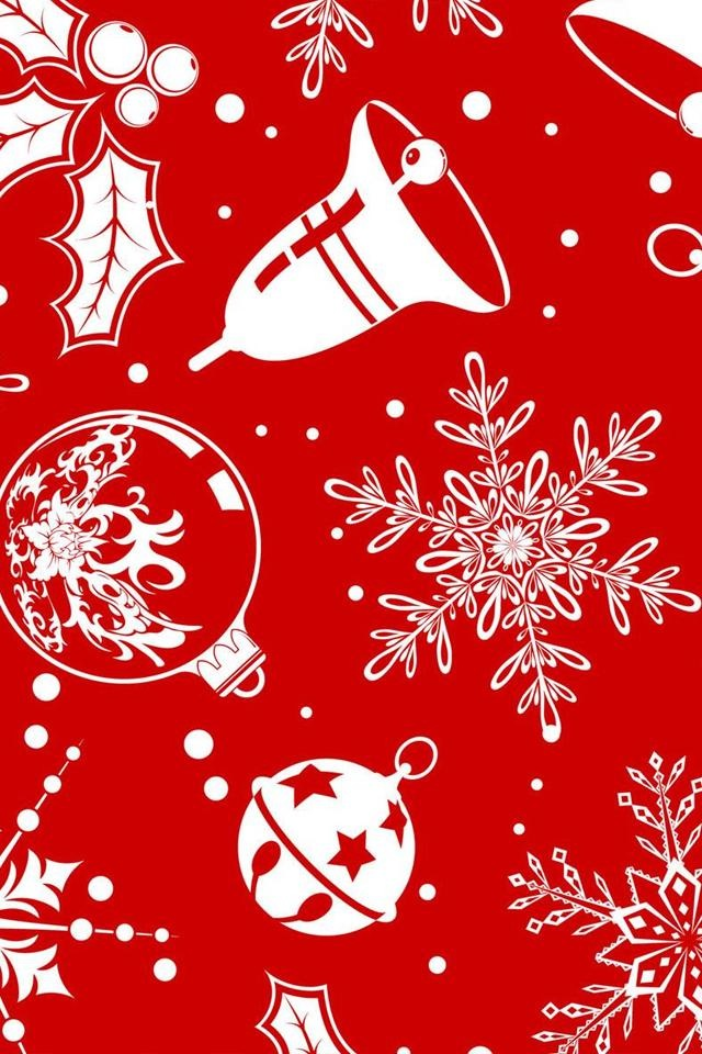 Backgrounds Holiday Christmas Magic Wallpapers Pictures 640x960
