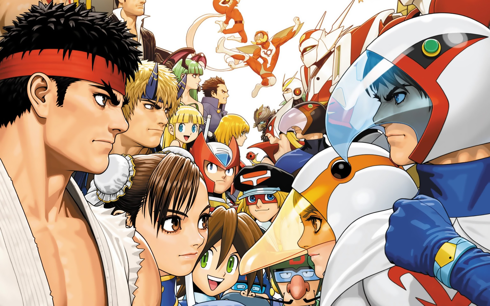 Free Download Best Cross Over Fighting Game Ign Boards 1920x1200