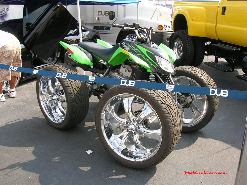 big four wheelers with rims 800x600