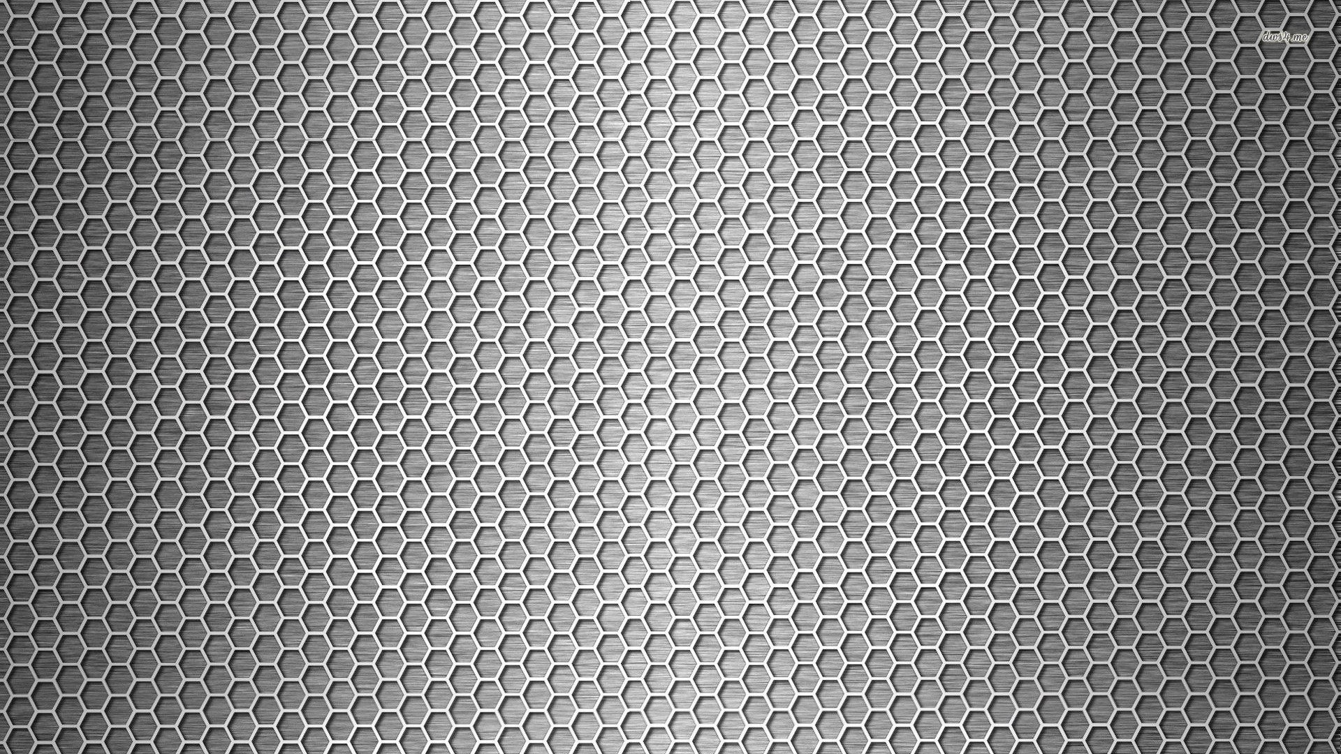 1366x768 grey honeycomb pattern - photo #5