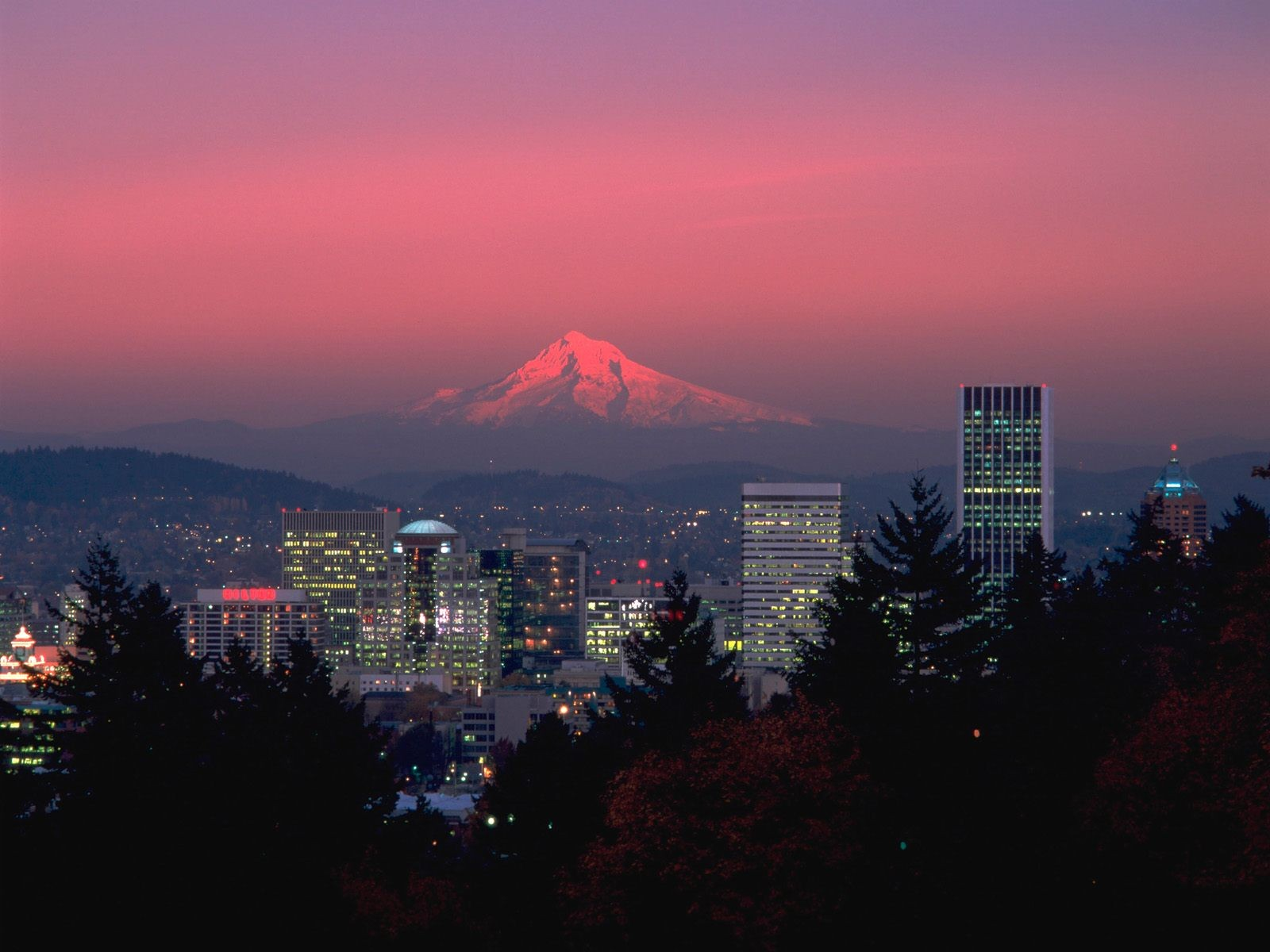 Portland Oregon Interior Designers: Portland Oregon Desktop Wallpaper