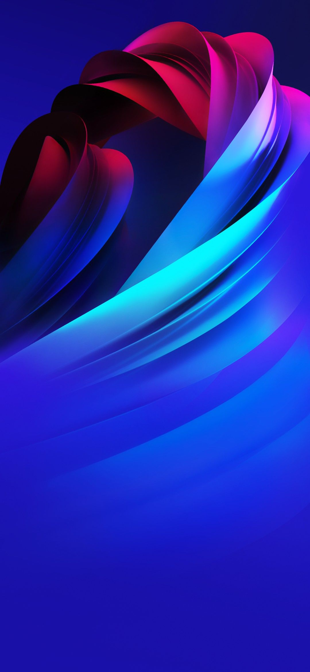 Vivo Next Dual Display Abstract Amoled Liquid Gradient in 1080x2340