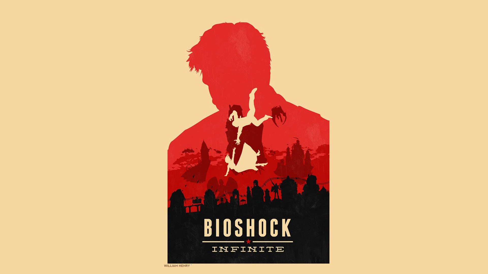 Bioshock Infinite Wallpaper 39 Bioshock Infinite Wallpapers and 1920x1080