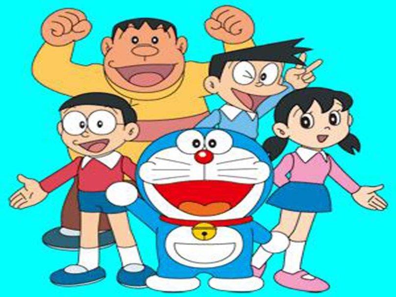 Doraemon 3D Wallpaper   Wallpapers HD Fine 808x606