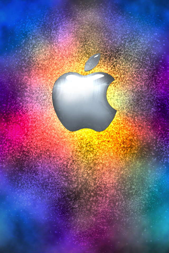 Love Apple iphone Wallpaper 640x960