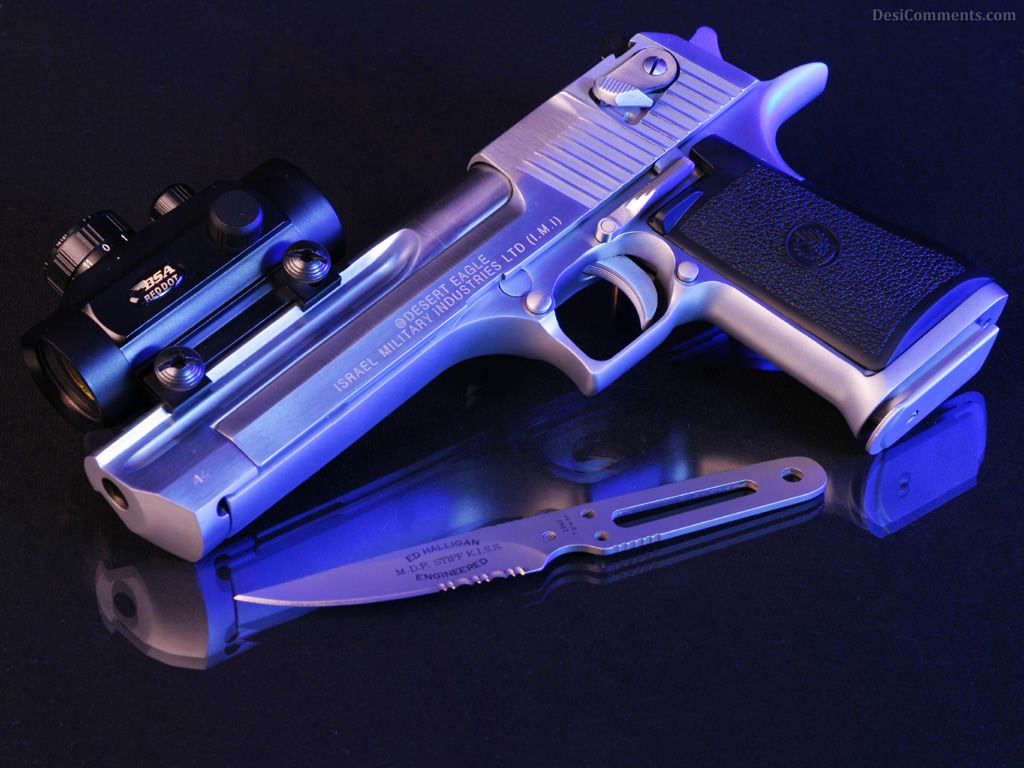 Gun Wallpaper 50 1024x768